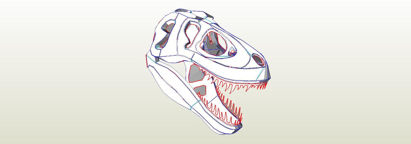 Statusupdate I zum T-Rex