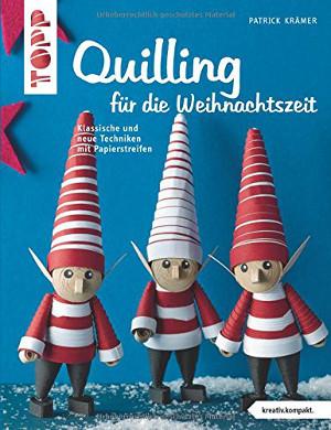 2015-06 quilling weihnachten